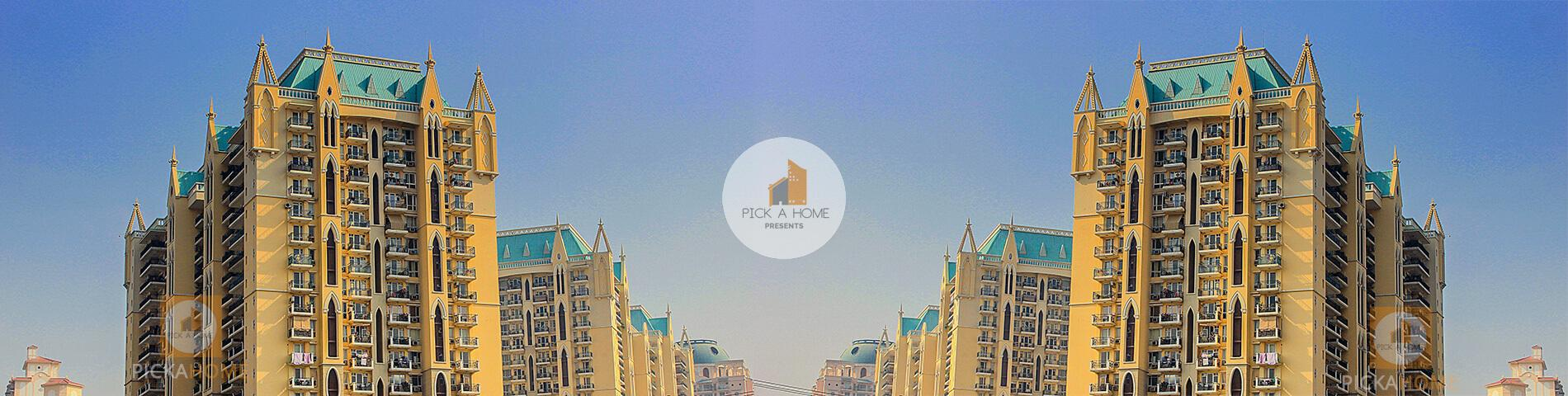 DLF Limited DLF WESTEND HEIGHTS | pickahome.com