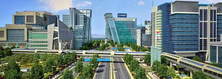 DLF CITY PHASE III Image