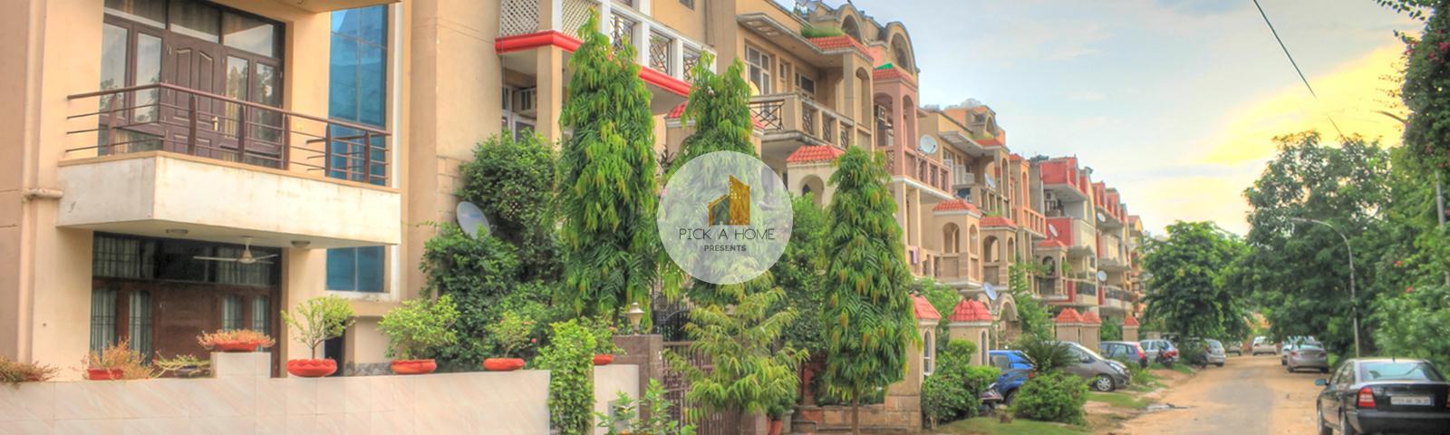 Sushant Lok 3 banner