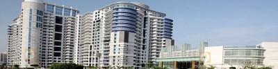 DLF PINNACLE, Builder Name DLF Limited