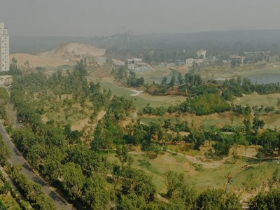 10 most green localities in Gurgaon
